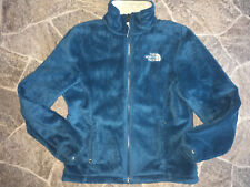 THE NORTH FACE Damen kuschelig Fleecejacke Teddyfleece jacke Gr.XS Blau Sher gut