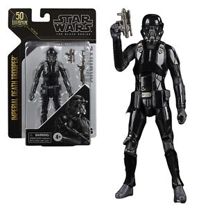 Star Wars Black Series Archive Imperial Death Trooper Action Figure - In Stock