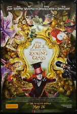 Alice Through the Looking Glass (2016) Australian One Sheet