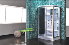 1200x900mm Modern Luxury Large Steam Shower Room Cubicle Enclosure Cabin 120x90