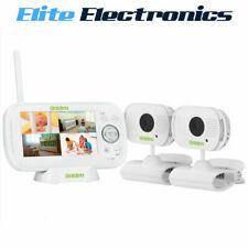"Uniden BW3102 4.3"" Digital Wireless Baby Monitor System"