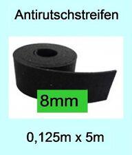 1Rolle, 8mm, Antirutsch-Streifen, 12,5cm x 5m, Ladungssicherung LKW VDI 2700