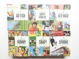 Ladybird Vintage Collection Classic Card Games - 6 to Choose From NEW SEALED