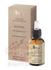 AVA RETINOL  with Vitamins C, E, F   100% REJUVENATING ACTION 30ml