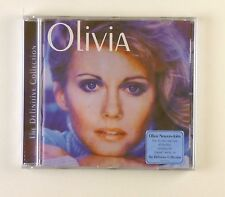 CD - Olivia Newton-John - The Definitive Collection - #A1762