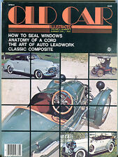 Old Car Illustrated Magazine Summer 1976 How To Seal Windows EX 060916jhe