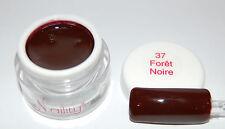 Color gel Uv/CCFL/LED 7ml n°37 Forêt Noire  Naility USA  gel de couleurs