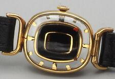 JUVENIA Hand winding 17 jewels Ladies Watch Mystery Dial Swiss Skeleton