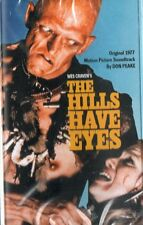 The Hills Have Eyes OST Tape Don Peake One Way Static LTD Wes Craven Cassette