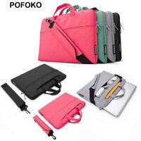 """Shoulder laptop Sleeve Case Carry Bag Pouch Cover 11 13 14 15.6 16"""" HP Pavilion"""