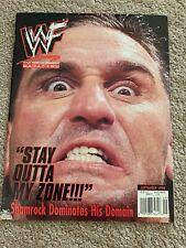 WWF MAGAZINE - SHAMROCK - SEPTEMBER 1998
