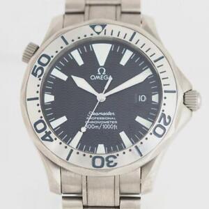 Omega Watch Seamaster 300 Chronometer 2231.50.00 Titanium Men's Automatic