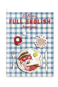 CATH KIDSTON Full English Breakfast Tea Towel Cloth ~ BNWT ~ Kitson Kidson