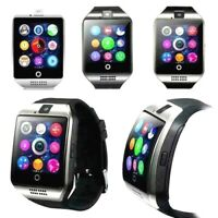 Touch Screen Camera NFC Bluetooth Smart Watch GSM SIM TF Card Camera Android IOS