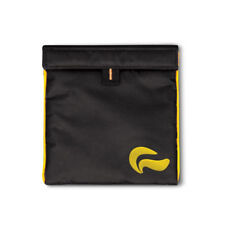 """Skunk Mr Slick 6"""" Smell Proof Bag - Yellow and Black"""