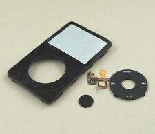 Black Front Housing Case Cover Clickwheel for iPod 5th Video 30GB 60GB 80GB