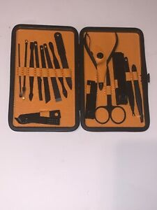 15-in-1 Manicure Pedicure Nail Clippers Kit