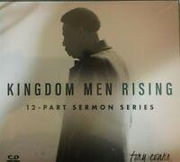 Kingdom Men Rising CD by Tony Evans (12 Part Sermon Series)