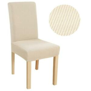 Stretch Dining Chair Covers Washable Stretch Chair Slipcover Removable Protector