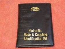 GATES HYDRAULIC HOSE & COUPLING INDENTIFICATION GUIDE