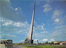 BR3886 Moscow The Monument to the conquerors of space   russia