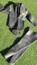 Combinaison de plongée TARZAN COUSTEAU BEUCHAT FALCO DIVING SCUBA vintage suit