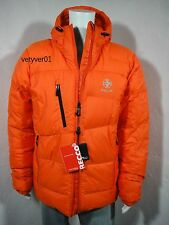 NWT $495 RALPH LAUREN RLX Hooded Down Ski RECCO Jacket Orange size XL