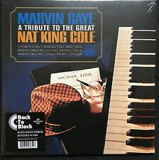Marvin Gaye ‎LP A Tribute To The Great Nat King Cole - USA (M/M - Scellé / Seale