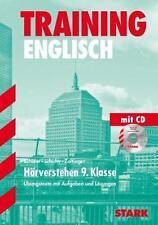 Training Englisch Hörverstehen 9. Klasse. Mit CD von Zoffinger und Schaefer...