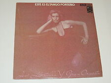 JOSE LIBERTELLA Y GRAN ORQUESTRA ESTE ES EL TANGO PORTENO Lp RECORD JAPAN 1978
