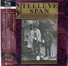 Steeleye Span-Ten Man Mop or Mr. Reservior UK folk psych Japanese SHM-CD Mini lp