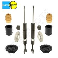 Audi A4 Quattro Pair Set of 2 Front Shocks with Mounts Bumpers & Belows Bilstein
