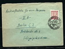 German/Russian Zone Cover-1945-Leipzig