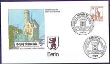 Berlin 1982: Schloß Lichtenstein! Burgen und Schlösser! FDC der Nr. 673! 157