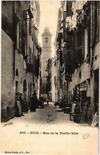 CPA  Nice - Rue de la Vieille Ville  (488624)