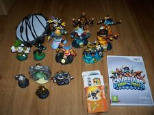 Skylanders Swapforce bundle: 9 swappable figures, wii game, portal + more