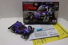 TAMIYA Dash-X1 1/32 Racer Mini 4WD Limited Edition Proto-Emperor VS Chassis