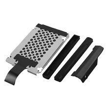 Hard Disk Driver Cover Caddy Rails Screws for IBM Lenovo ThinkPad T410 T1