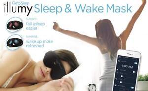 Sound Oasis illumy - NASA Technology Smart Glo To Sleep Mask