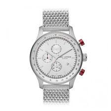 Lars Larsen 133SWSM Men's  Chronograph Watch