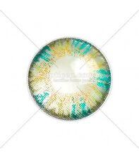 Lentille de couleur Bleu Eclats de Tropique