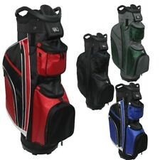 "New Rj Sports 2019 Rj-19 Deluxe 9"" 14-way Cart / Carry Bag - Pick the Color!"