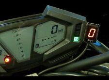 Kawasaki Indicateur de rapport engagé rouge Z 800/Z 1000/zx 10/Ninja 300 Vulcan ect. NOUVEAU!