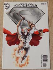 Steel (DC 2011) #1 Ed Benes reign of apocalypse