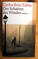 Der Schatten des Windes von Carlos Ruiz Zafón (2012, Taschenbuch)