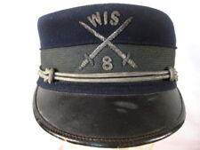 Span-Am War US Army M1895 Enlisted Forage Cap Kepi Hat - Wisconsin Volunteers #2