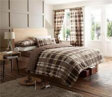Unbranded Checked Bedding Sets & Duvet Covers