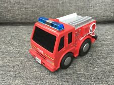 """Fire Engine truck with lights and sound  4.5""""x 2.5"""""""