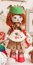 Kukla Nova  K1005  Needlewoman  Coffret kit de couture poupée