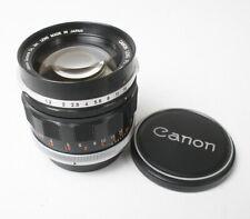58MM 58/1.2 CANON FL (FUNGUS/SEPARATION)/169103